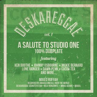 DeSkaReggae Salutes to Studio One - 100% Dubplate - Vol. 1