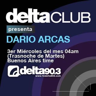Delta Club presenta Dario Arcas (21/3/2012)