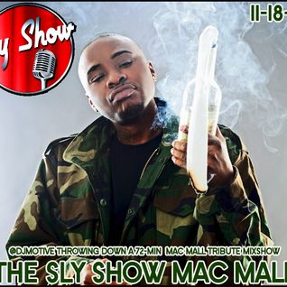 MAC MALL MIXSHOW! TRIBUTE SET! CRESTSIDE! VALLEJO! BANGERS! [TheSlyShow.com]