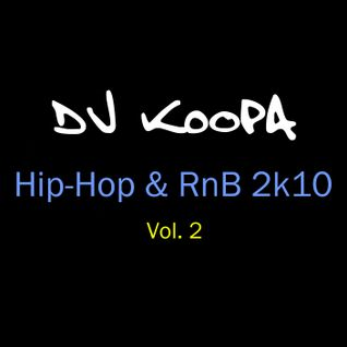 Koopa's RnB & Hip-Hop Mix 2k10: vol. 2 (Mar-Apr)