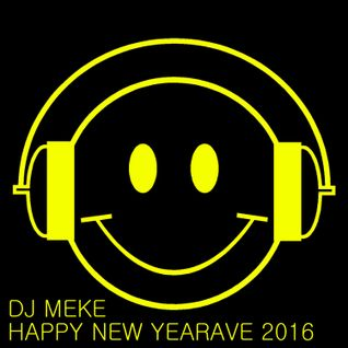 DJ Meke - Happy New Yearave 2016 (Tribute To RMB Part II)
