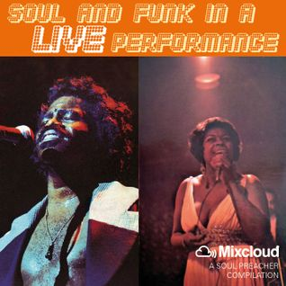 Soul & Funk In A Live Performance