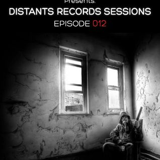 Deepness present, Distants Records Sessions 012 on Insomnia FM [14.06.2011]