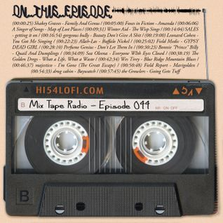 Mix Tape Radio | EPISODE 044