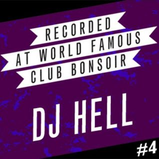 DJ Hell at Club Bonsoir - Bern [January 11, 2013]
