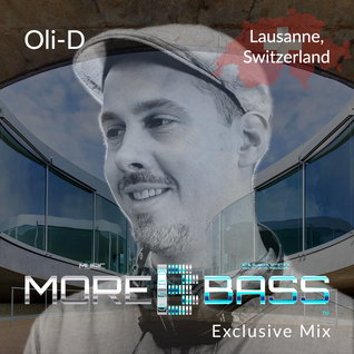 More Bass Exclusive Mix, Episode One - Oli-D from Lausanne, Switzerland (Classic House) morebass.com