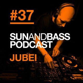 SUNANDBASS Podcast #37 - Jubei