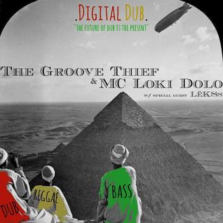 LëKSs - Deep Dub Mix - Digital Dub Night - Midnight&Co.- 021013