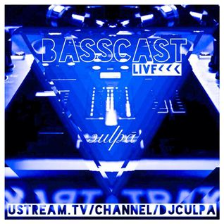 BASSCAST live (USTREAM 07/12/14)