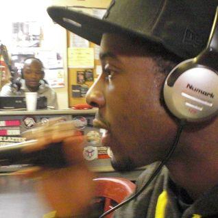 Emission La Voix du HipHop du 05 mars 2010 en special guests  MYSTRAW ET NADJI