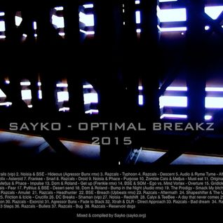 Sayko - Optimal Breakz 2015