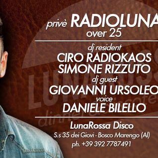 13/10/2012 LUNA ROSSA @ Bosco Marengo (AL)