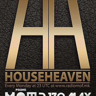 DJ ZOMAX - House Heaven episode 88 (www.radiomof.mk)