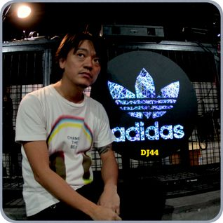 DJ44-adidas SUPERSTARS   NOV.2013 @arkham shanghai