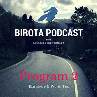 Program 2: Klassikere & World Tour