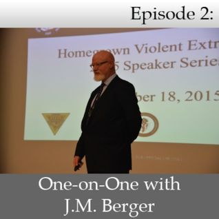 One-on-One with J.M. Berger