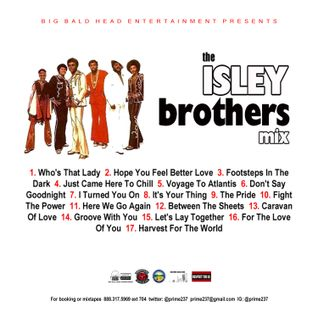 The Isley Brothers Mix