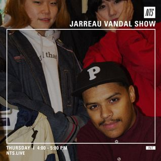 Jarreau Vandal - 22nd September 2016