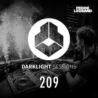 Fedde Le Grand - DarkLight Sessions 209
