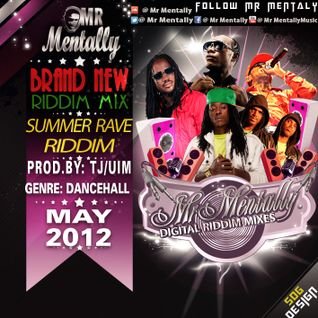 SUMMER RAVE RIDDIM MIX BY MR MENTALLY ( MAY 2012 ) SUMMERTIME PART.2 SNEAK PEAK