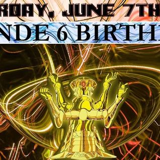 Fiddler - Special Set For Monde6 Birthday @ B-Mix Radio [June.2014]