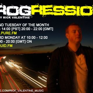 Rick Valentine Pres. PROGRESSION 019 With Guest Mike EFEX 12-02-2008
