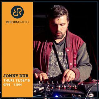 Jonny Dub 11th August 2016