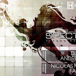 Falcone - Spectrum Techno Radio Show [2013.08.06]