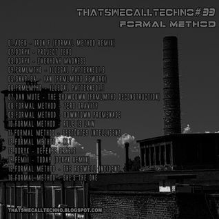 Thatswecalltechno033-Formal Method