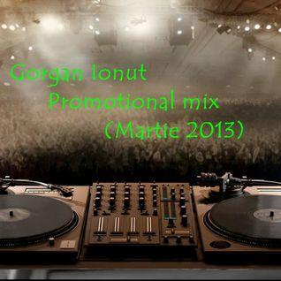 Gorgan Ionut-Promotional mix (Martie 2013)