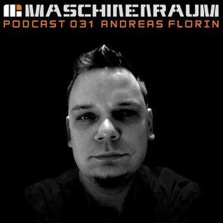Maschinenraum Podcast 031 - Andreas Florin