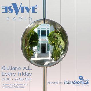 Giuliano A.L. CAI Radio Hotel Es vive Ibiza  #60