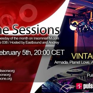 Pulseone Sessions 038 - Vintage & Morelli guest mix