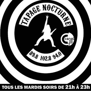Tapage Nocturne Canalfm n°443 (KILL FOR PEACE INTERVIEW)