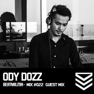 Beatmilitia Guest Mix #022 - Ody Dozz