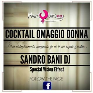 Sandro Bani - Dj Set @ Mood Cafè #Mercolady - 29.10.2014