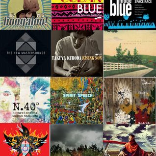 The Tokyo Jazz Notes Dozen #44 - March 2014