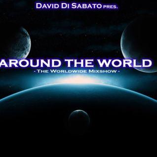 """David Di Sabato pres. """"Around The World"""" [Episode #001] - The Mixshow"""