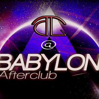 Djonah Laforge on Babylonia at Club Babylon 19/06/2016