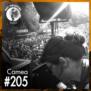 Get Physical Radio #205 mixed by Camea (Live @ Christopher Street Day Berlin 2015)