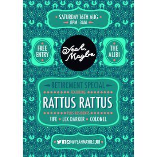 Rattus Rattus Retirement mix