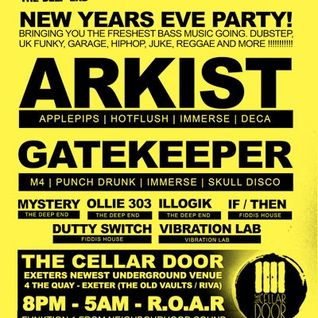 NYE 2011/12 @ Deep End Exeter