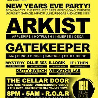 NYE 2011/12 @ Deep End Exeter