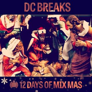 DC Breaks (RAM Records) @ 12 Days of Mix Mas - Ministry of Sound Exclusive Mix (25.12.2015)