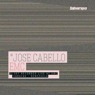 Jose Cabello (Live) @ EMC 09102015