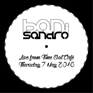 Sandro Bani - Dj Set @ Time Out Cafè #Rapido - 07.05.2015