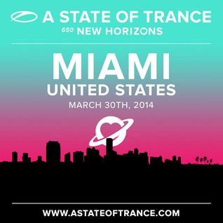 Paul van Dyk - A State Of Trance 650 (Live At Ultra Music Festival, Miami, USA) 30.03.2014