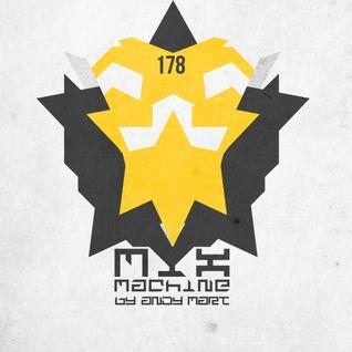 Andy Mart - Mix Machine@DI.FM 178