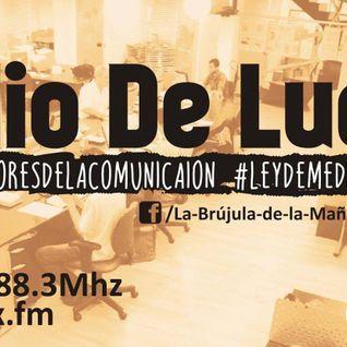 2014-11-14│Columna de Medios con Claudio de Luca│Situación de Ambito Financiero y El Ciudadano