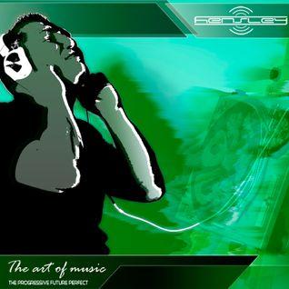 Hensley - The art of music (the progressive future perfect)